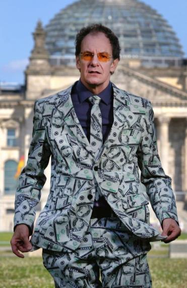 Chin Meyer Macht Geld Sexy Presseinformation 2017